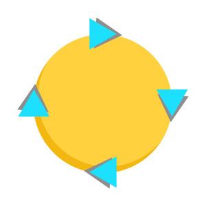 Arrow Process Circle
