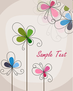 Art And Craft Vector Background
