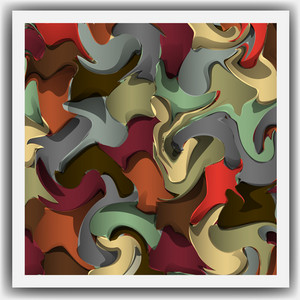 Artistic Abstract Background