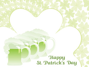 Artistic Creation For St. Patrick's Day