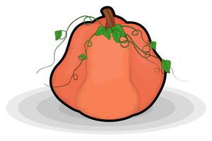 Artistic Pumpkin