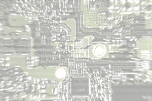 Ascii Mainboard