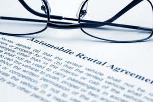 Automobile Rental Agreement