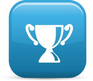 Awards Elements Glossy Icon
