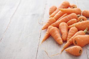 Baby Chanterelle Carrots