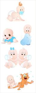 Baby Vector Set