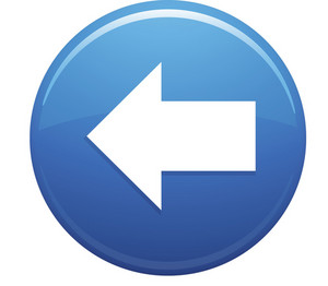 Back Arrow Blue Circle