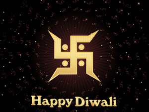 Background For Diwali Celebration