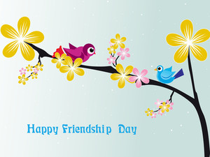 Background For Friendship Day