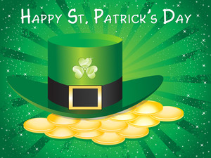 Background For Happy St Patrick Day