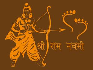 Background For Shri Ramnavami