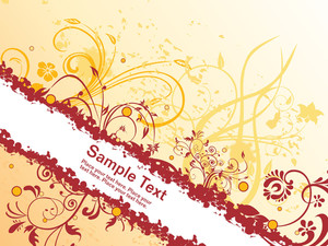 Background With Creative Design
