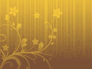 Background With Flourish