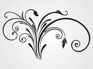 Background With Isolated Tattoo