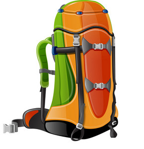 Backpack Itravel