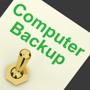 Backup Computer Switch For Archiving And Storage