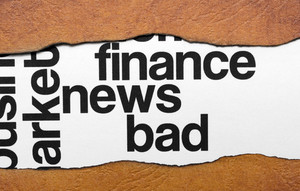 Bad Finance News