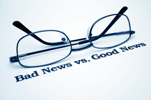 Bad News Vs. Good News