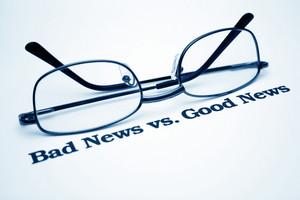 Bad News Vs. Good News