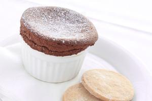 Baked Chocolate Souffle