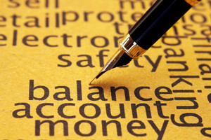 Balance Account Money