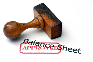 Balance Sheet - Approved