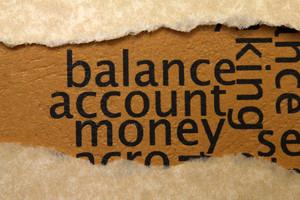 Ballance Account Money