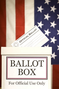 Ballot Box Vertical