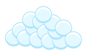 Balls Cloud Design