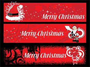 Banner For Christmas