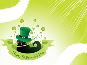 Banner For Patrick Day