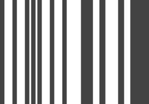 Bar Code Glyph Icon