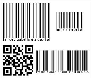 Barcodes Vectors