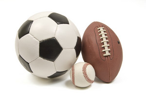 Baseball Football Soccer Ball