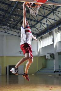 Basketball jump