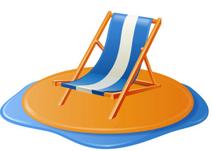Beach Chair Island 2 Itravel