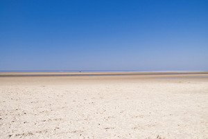 Beach Of St. Peter-ording