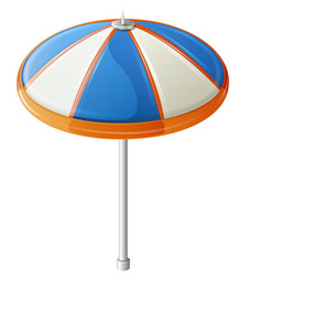 Beach Umbrella Itravel