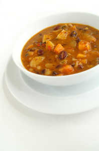 Bean And Vegetable Soup