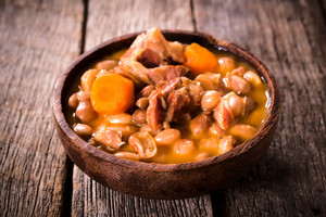 Beans And Meat