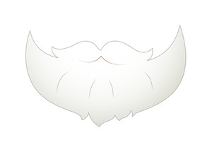 Beard Vector
