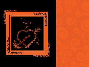 Beautiful Backgroud For Valentine Day