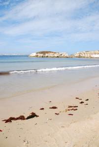 Beautiful Baleal Beach At Peniche