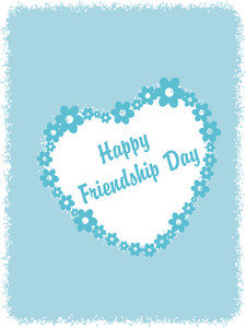 Beautiful Friendship Day Greeting To Present Your Friend 12