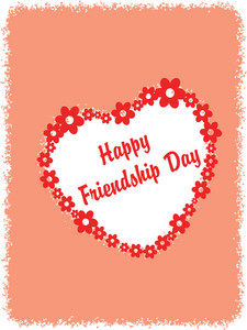 Beautiful Friendship Day Greeting To Present Your Friend 9
