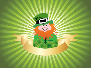 Beautiful Illustration For St Patrick Day