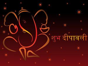 Beautiful Illustrator For Diwali