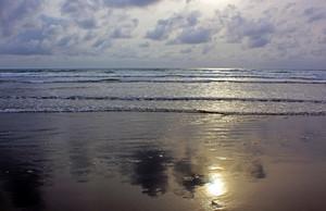Beautiful Ocean Evening
