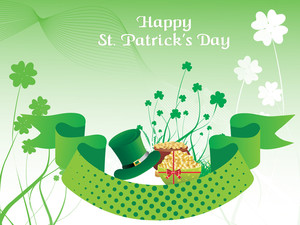 Beautiful Pattern Wallpaper For Patrick Day