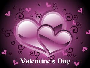 Beautiful Pattern Wallpaper For Valentine Day